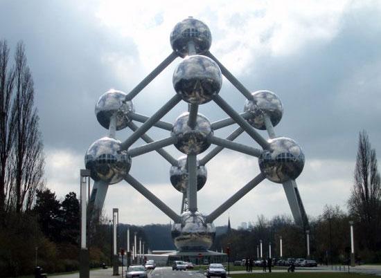 Brussel_Atomium-bruparck
