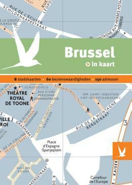Brussel_Boeken_stad_in_kaart