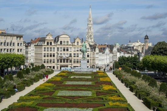 Brussel_kunstberg-uitzicht