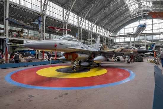 Brussel_Legermuseum-jubelpark