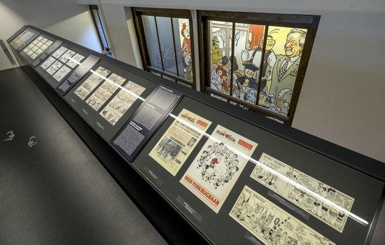 Brussel_Marc_Sleen-museum
