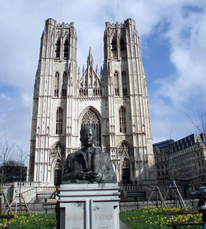 Brussel_Michielskathedraal