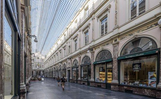 Brussel_Sint-Hubertusgalerijen