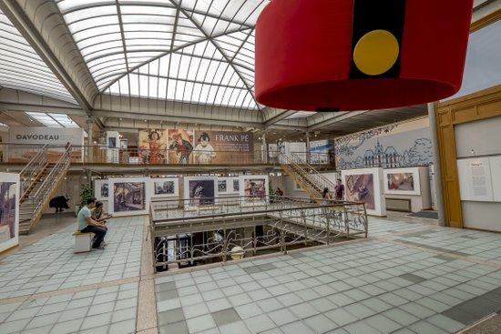 Brussel_Stripmuseum
