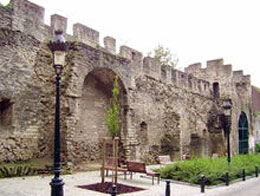Brussel_eerste-omwalling-stadsmuren