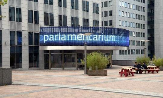 Brussel_parlamentarium