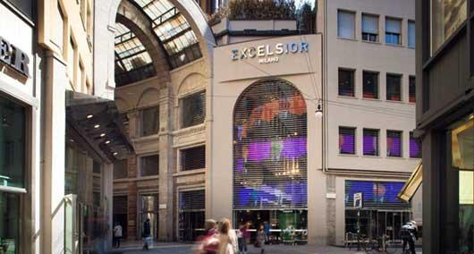 Milaan_Excelsior-Milano-winkelcentrum