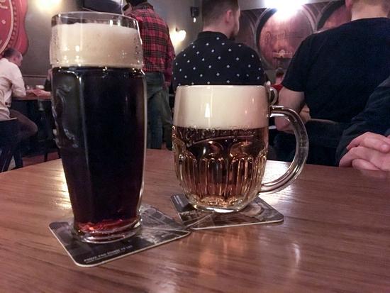 Praag_bier-pivnice