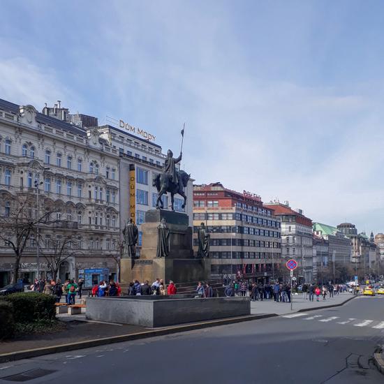 Praag_wenceslasplein