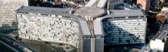 Het Berlaymont: hoofdkantoor van de Europese Commissie in Brussel