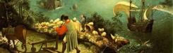 Pieter Bruegel: een moralist met gevoel voor humor