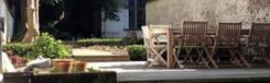 Art nouveau B&B met tuin
