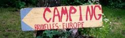 Campings bij Brussel