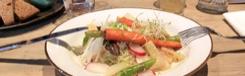 Lunchen in Brussel