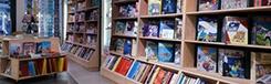 De vijf leukste stripboeken-winkels van Brussel