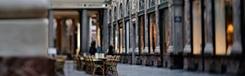 Een hotel in de Koninklijke Sint Hubertusgalerijen