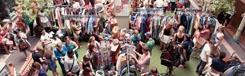 Vintage & Brocante markten in Brussel