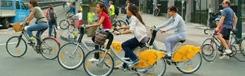 Fietsen in Brussel: een aanvulling op het openbaar vervoer