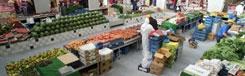 Markt in het Abattoir