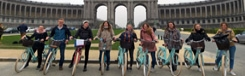Fietstour langs de highlights van Brussel